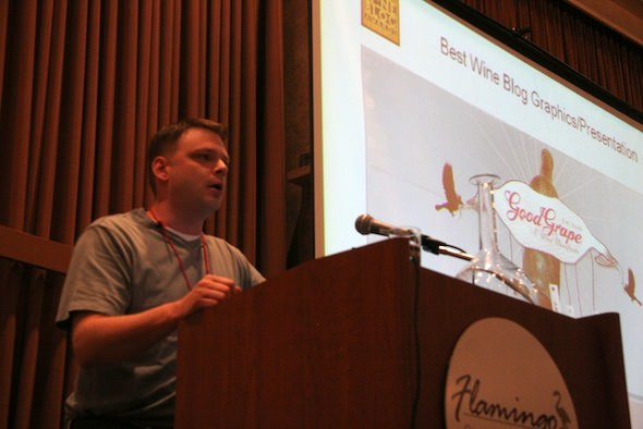 2009 Wine Bloggers' Conference: Jeff Lefevere