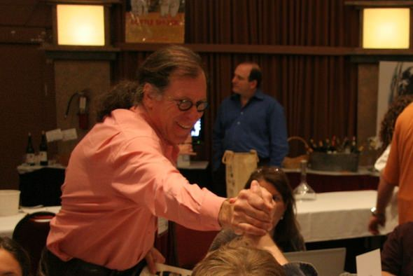2009 Wine Bloggers' Conference: Randall Grahm