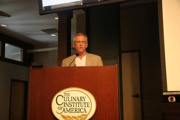 2009 Wine Bloggers' Conference: Jim Gordon