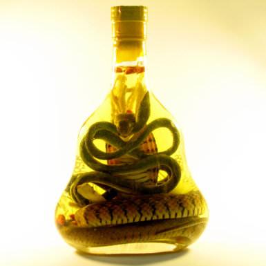 Cobra Grass Snake Whiskey