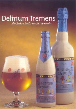 Delirium Tremens From Drinking Beer