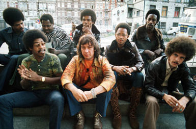 Eric Burdon and War