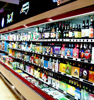 Beer in the Store