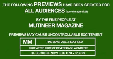 Mutineer Magazine Issue #5 Preview