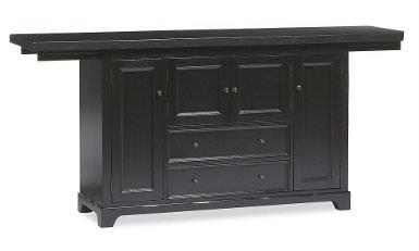 Torrens Bar Cabinet Extended