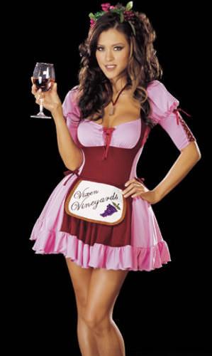 Vixen Vineyard's Costume